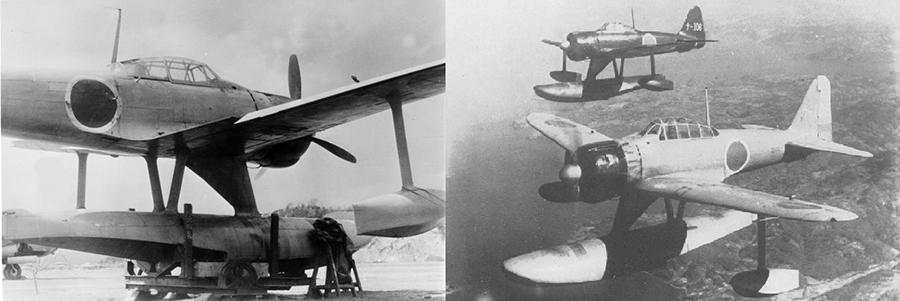 Nakajima A6M2-N Navy Type 2 Model 11 'Rufe'